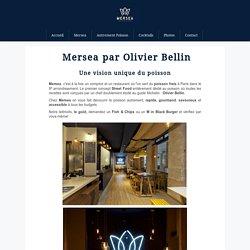 Mersea, le restaurant spécialiste du poisson à Paris 9