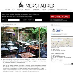 Restaurant Paris le Square Marcadet