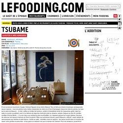 Restaurant Tsubame 75009