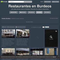 Restaurantes en Burdeos: Donde comer y cenar
