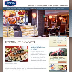 Restaurantes Centro Histórico