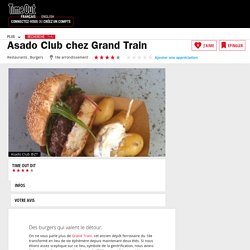 L'Asado Club (Grand Train) 75018