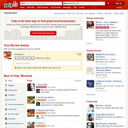 Yelp - Welcome to Yelp