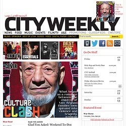 Salt Lake City Weekly, Utah, News, Events, Restaurants, Music, C