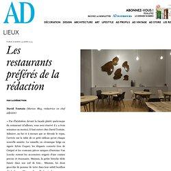 Les Restaurants préférés de la rédaction 7