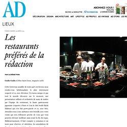 Les Restaurants préférés de la rédaction 8