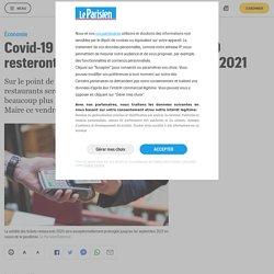 Covid-19 : les tickets-restaurants 2020 resteront valables jusqu'en septembre 2021 - Le Parisien
