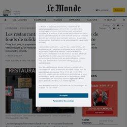 Les restaurants qui rouvrent seront privés de fonds de solidarité, menace Bruno Le Maire