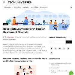 Indian Restaurant Near Me - Techuniverses