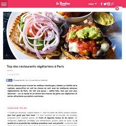 Top des restaurants végétariens à Paris