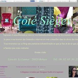 """tapissier à brest : Tous les messages sur tapissier à brest - Page 5 - """"Côté sièges, tapissier à Brest,restauration,ameublement"""""""