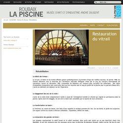 Restauration de La Piscine de Roubaix pour accueillir les collections d'art