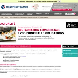 Restauration commerciale : vos principales obligations