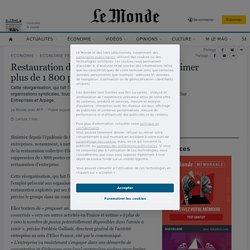 Restauration d'entreprise: Elior va supprimer plus de 1800 postes en France
