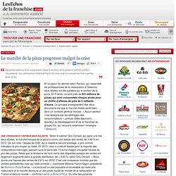Restauration rapide : le marché de la pizza résiste à la crise