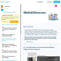 Fake news et infox : rester critique face à l'information