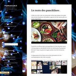 Le resto des punchlines – FlipMusicLab.fr