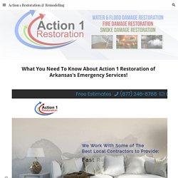 Action 1 Restoration & Remodeling - Arkansas
