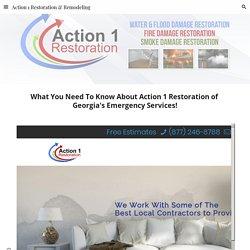 Action 1 Restoration & Remodeling - Georgia