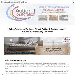 Action 1 Restoration & Remodeling - Indiana