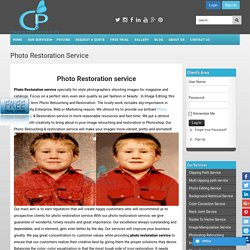 picture repair service provider