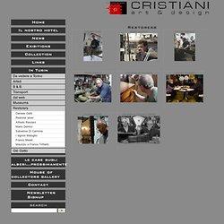 Restorers - Cristiani Art Gallery - Torino