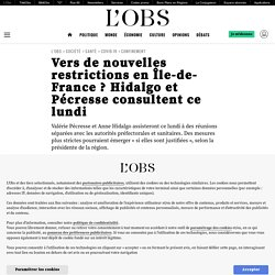 1er mars 2021 Vers de nouvelles restrictions en Île-de-France? Hidalgo et Pécresse consultent ce lundi