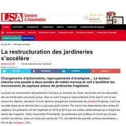 La restructuration des jardineries s'accélère - Bricolage, jardinage