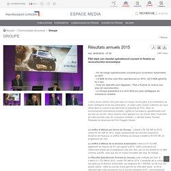 Média PSA Peugeot Citroën