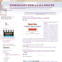 Web 2.0 et langues