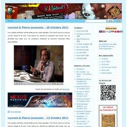 Vidéos revue de presse Pierre Jovanovic
