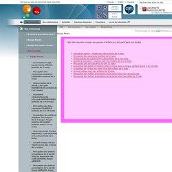 Equipe Parole / Nos résultats / Nos recherches / LBB / Recherche - LBB