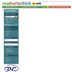 Results on ReadWriteThink
