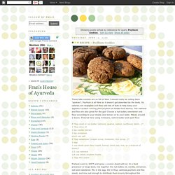 Search results for Psyllium cookies