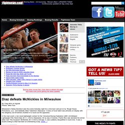 Boxing - Fightnews