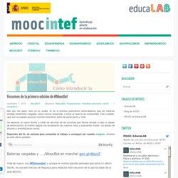 Resumen de la primera edición de #MoocBot