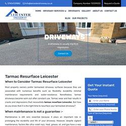 hire a professional Tarmac Contractor