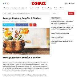 Resurge Reviews