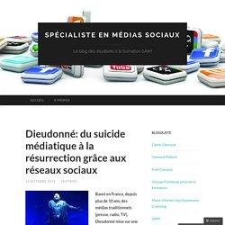 Dieudonné: du suicide médiatique à la résurrection grâce aux réseaux sociaux