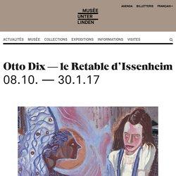 Otto Dix — le Retable d'Issenheim