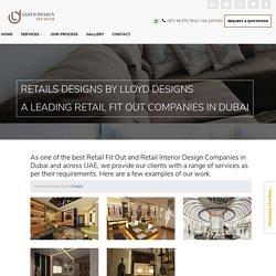 Retail interior design companies in Dubai