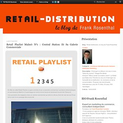 le blog de Frank Rosenthal
