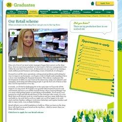Retail Scheme - Morrisons Graduates