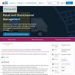 Retail and Omnichannel Management