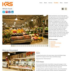 KRS - King Retail Solutions : Portfolio : Whole Foods