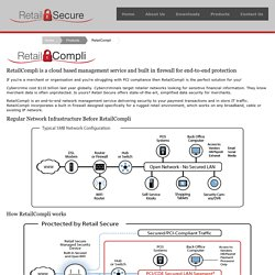 PCI Compliance at Retailsecure.co.uk