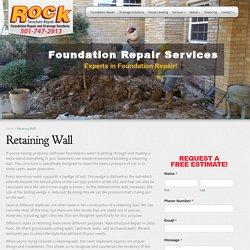 Rock Structure Repair