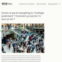 """Qu'est-ce que le retargeting ou """"reciblage publicitaire"""" ? Comment ça marche ? A quoi ça sert ? - web marketing tips & tricks"""