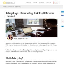 Retargeting vs. Remarketing: Their Key Differences Explained