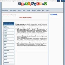 Metrica: Le figure retoriche spiegate agli studenti con esempi tratti da poesie o testi